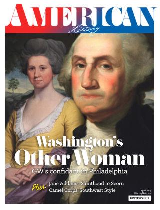 American History Apr 2019