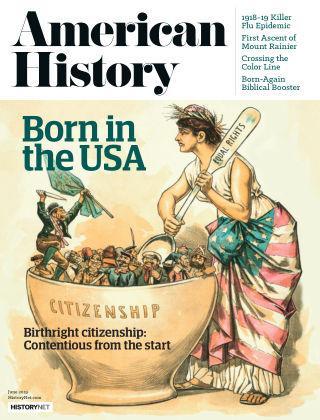 American History Jun 2019