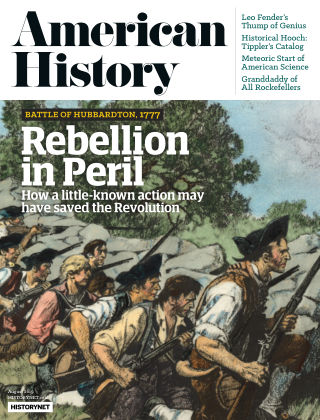 American History Aug 2019
