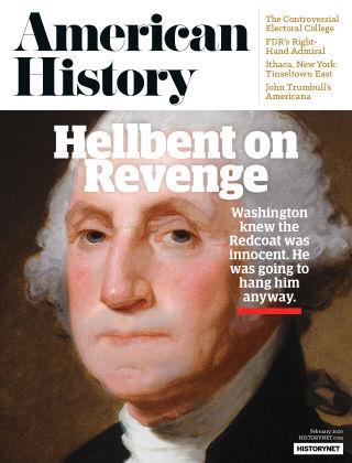 American History Feb 2020