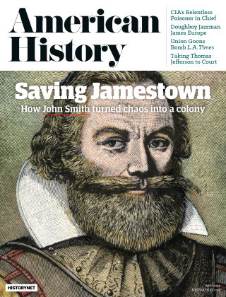 American History Apr 2020