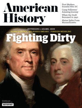 American History December 2020