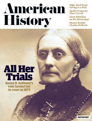 American History June 2021