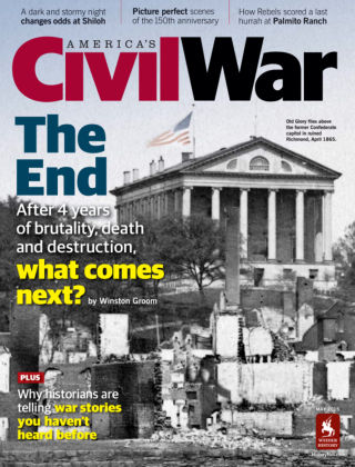 America's Civil War May 2015