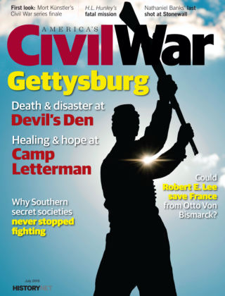 America's Civil War July 2015