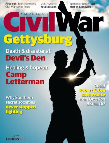 America's Civil War April 28, 2015 00:00
