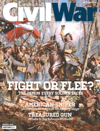 America's Civil War January 2016