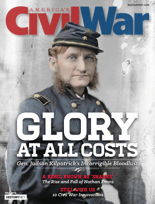 America's Civil War Jul 2016