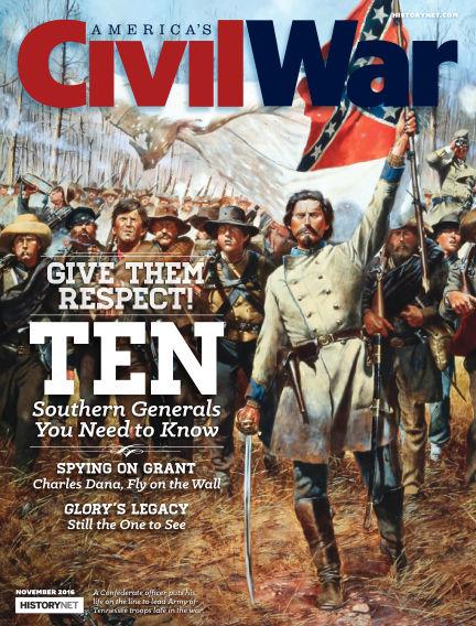 America's Civil War August 30, 2016 00:00