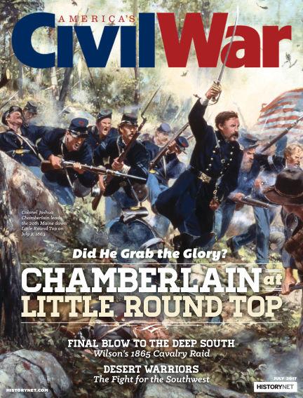 America's Civil War May 02, 2017 00:00