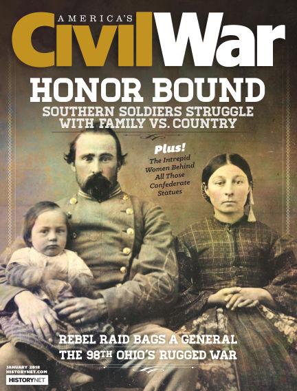 America's Civil War October 24, 2017 00:00