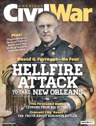 America's Civil War May 2018