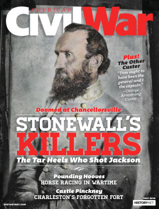 America's Civil War Jul 2018