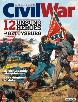 America's Civil War Jul 2019