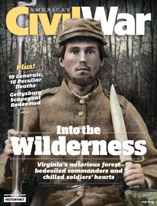 America's Civil War May 2020
