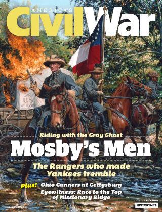 America's Civil War July 2020