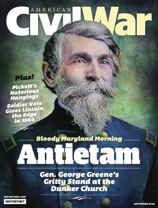 America's Civil War Sept 2020