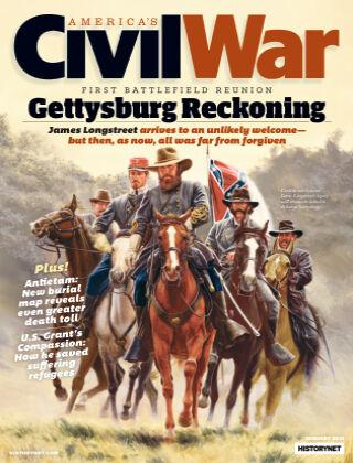 America's Civil War January 2021