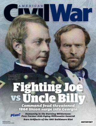 America's Civil War March 2021