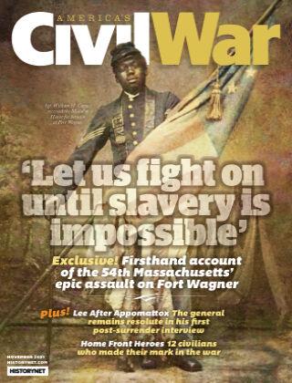 America's Civil War November-21