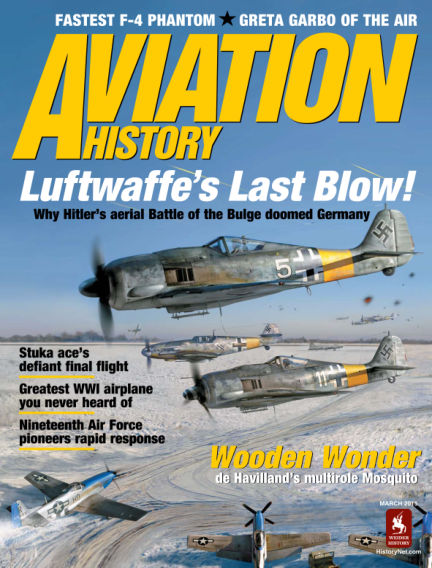 Aviation History December 30, 2014 00:00