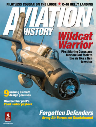 Aviation History May 2015