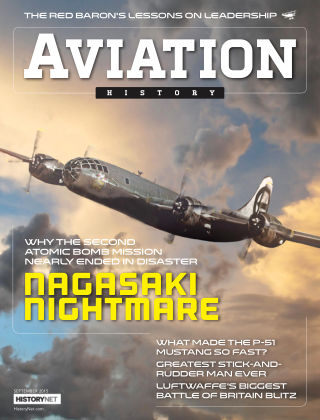 Aviation History September 2015