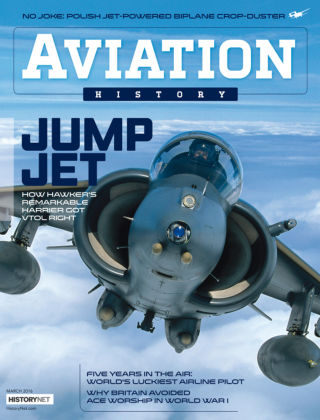 Aviation History Mar 2016