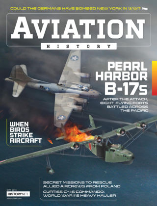 Aviation History May 2016