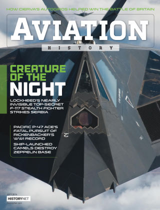 Aviation History Jul 2016