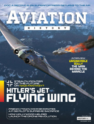 Aviation History Nov 2016