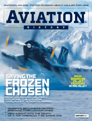Aviation History Mar 2017