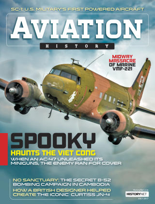 Aviation History Jul 2017