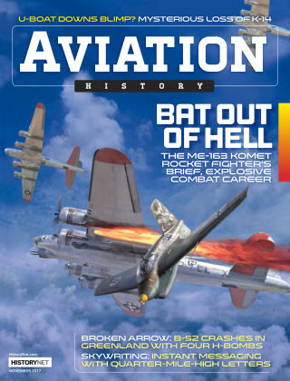 Aviation History Nov 2017