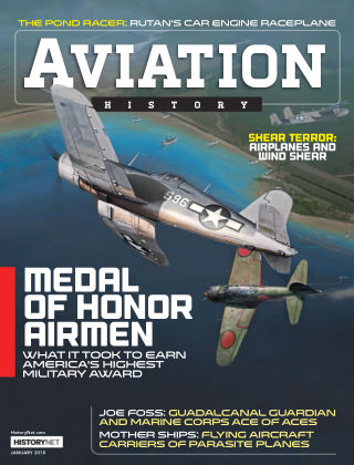 Aviation History Jan 2018
