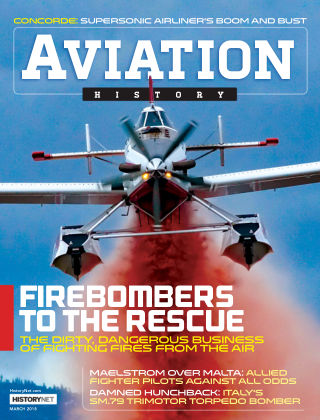 Aviation History Mar 2018