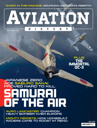 Aviation History May 2018