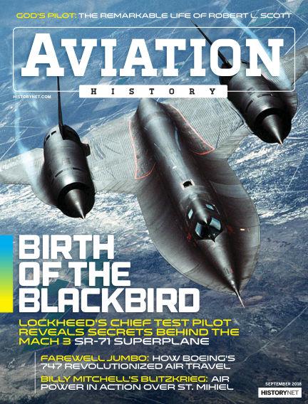 Aviation History July 03, 2018 00:00