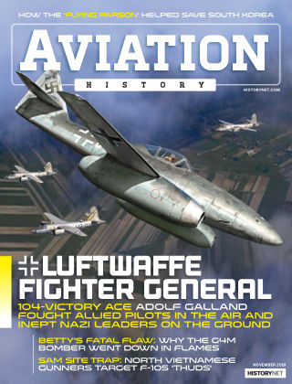 Aviation History Nov 2018