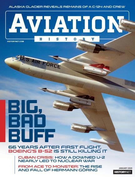 Aviation History October 23, 2018 00:00