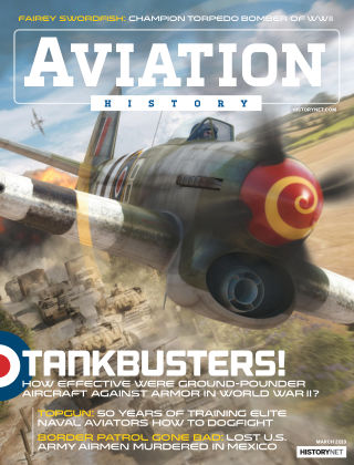 Aviation History Mar 2019