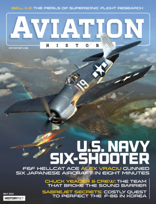 Aviation History May 2019