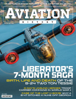Aviation History Jul 2019