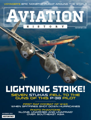 Aviation History Nov 2019