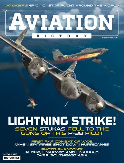 Aviation History September 03, 2019 00:00