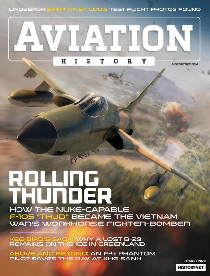 Aviation History October 29, 2019 00:00