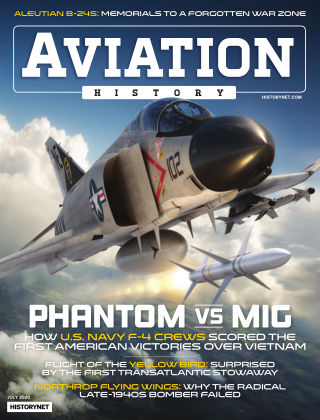 Aviation History July 2020