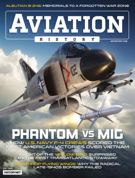 Aviation History July 11, 2020 00:00