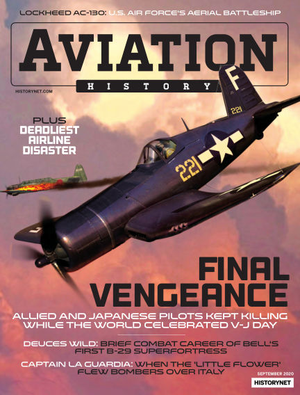 Aviation History August 29, 2020 00:00