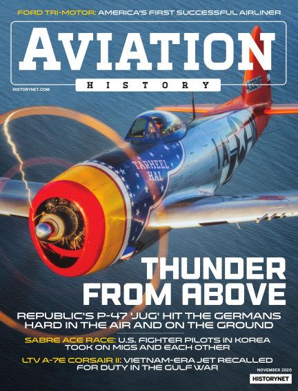 Aviation History October 27, 2020 00:00